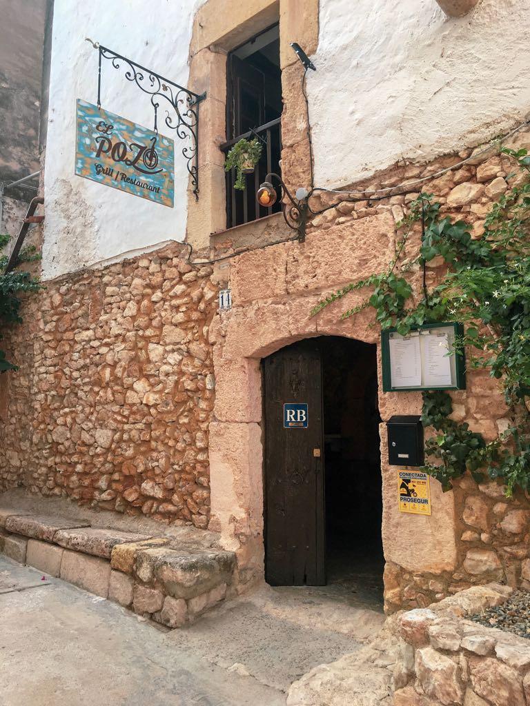 Restaurante en Altafulla el Pozo